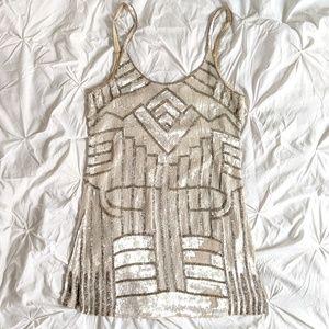 Parker sequence dress